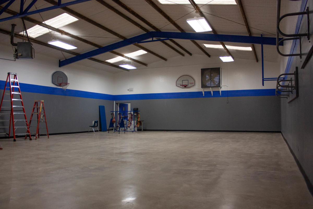 Detroit Elementary Gym
