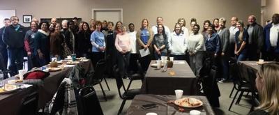 United Way of Lamar County fundraising meeting