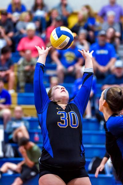 North Lamar High School volleyball