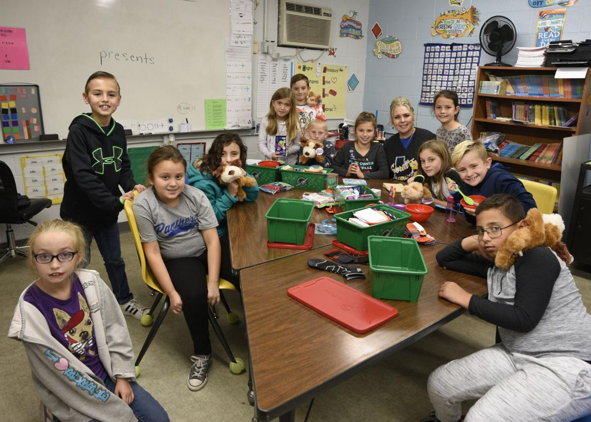 3rd Grade Dyslexia Operation Christmas Child.jpg