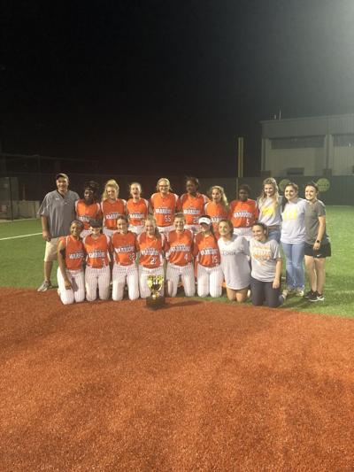 Honey Grove softball team