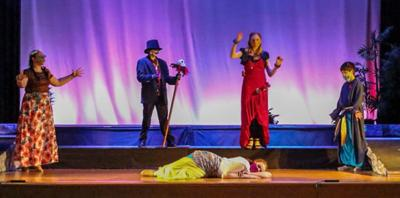"PG Middle School puts on theatre production ""Once on this Island Jr"""