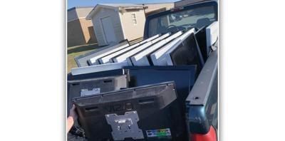 Hotel donates used TVs to Prince George schools