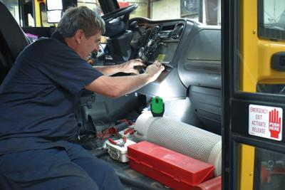 Prince George County Public Schools Leads Commonwealth in Outfitting School Bus Fleet with HEPA Filtration Systems
