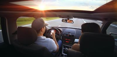 New Virginia law bans holding a cellphone while driving