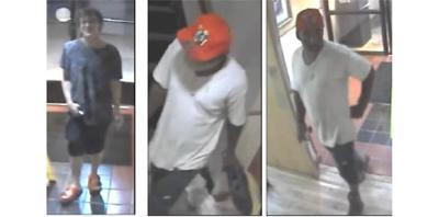 Police seek suspects who stole $3K carpet cleaner