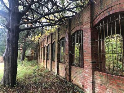 Haunted places of Petersburg area