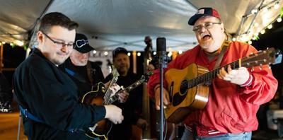 Bluegrass Jamboree brings country music fun to Tri-Cities