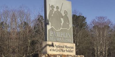 Civil War struggle in North Carolina comes to Pamplin Park