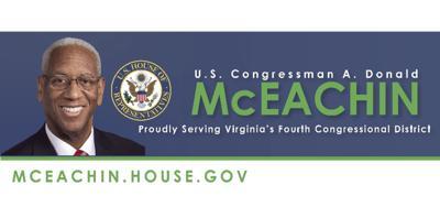 Rep. McEachin Announces $491 Million Grant for Virginia Department of Health