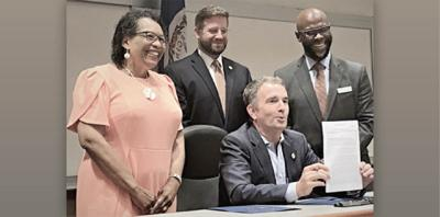 Northam signs broadband expansion bill introduced by Del. Tyler