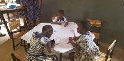 PG Rotary Club assists in creating schools in Ghana
