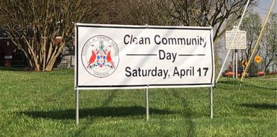 County Clean Community Day to take place April 17