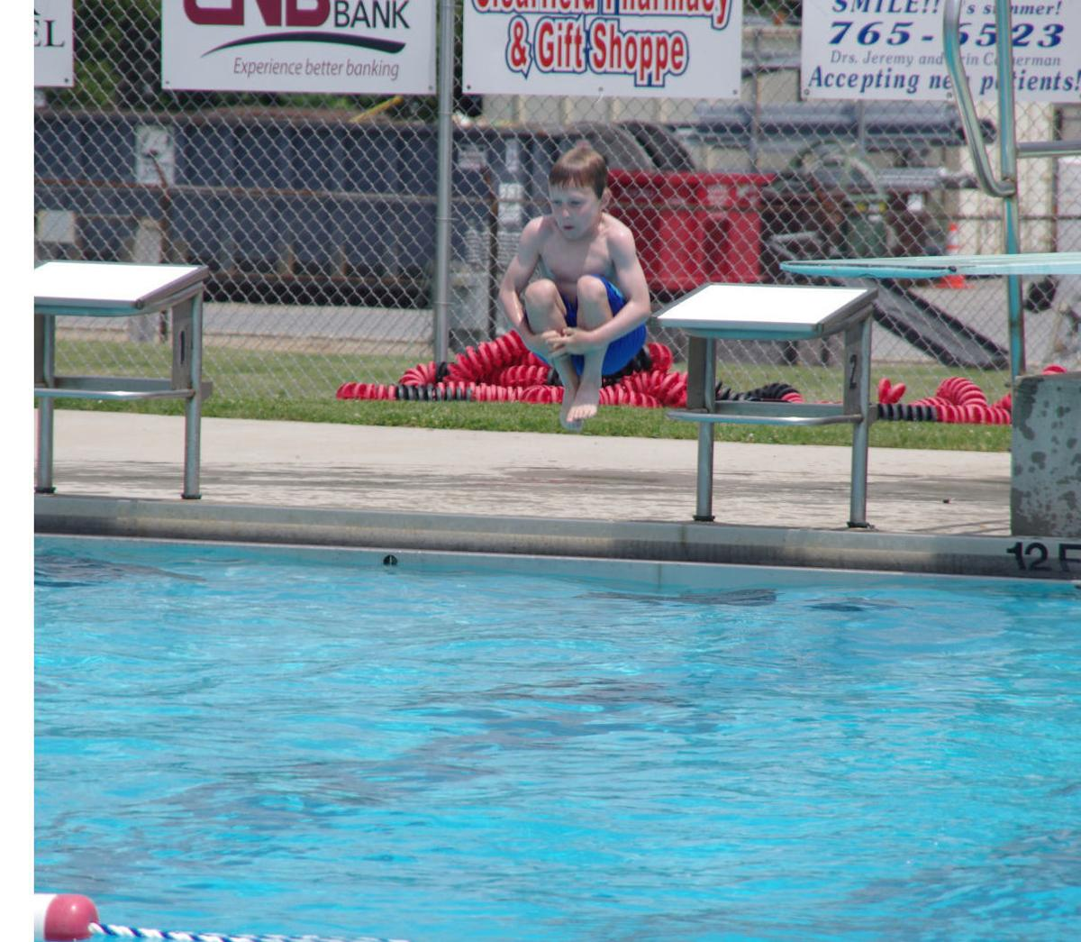 Pool Splash Cannonball In Cannonball Coming Clearfield Pool Will Open June News Theprogressnewscom