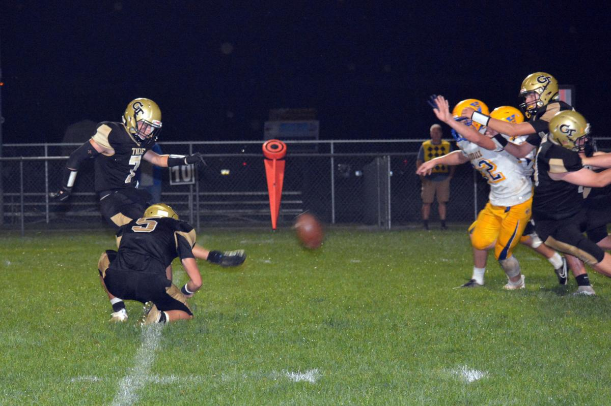 Mullins field goal