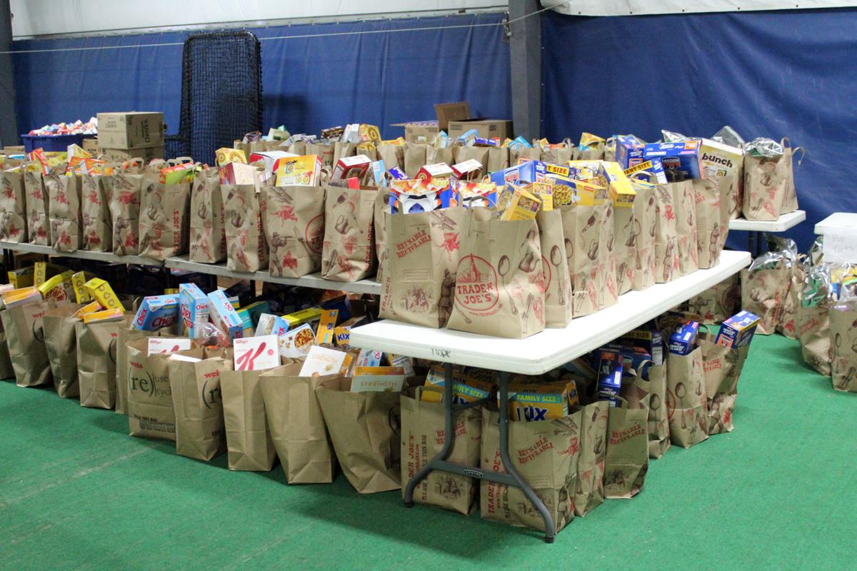 Mo Valley Anti-Hunger — food supply