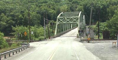 Repairs to Karthaus truss bridge will require temporary closure and detour