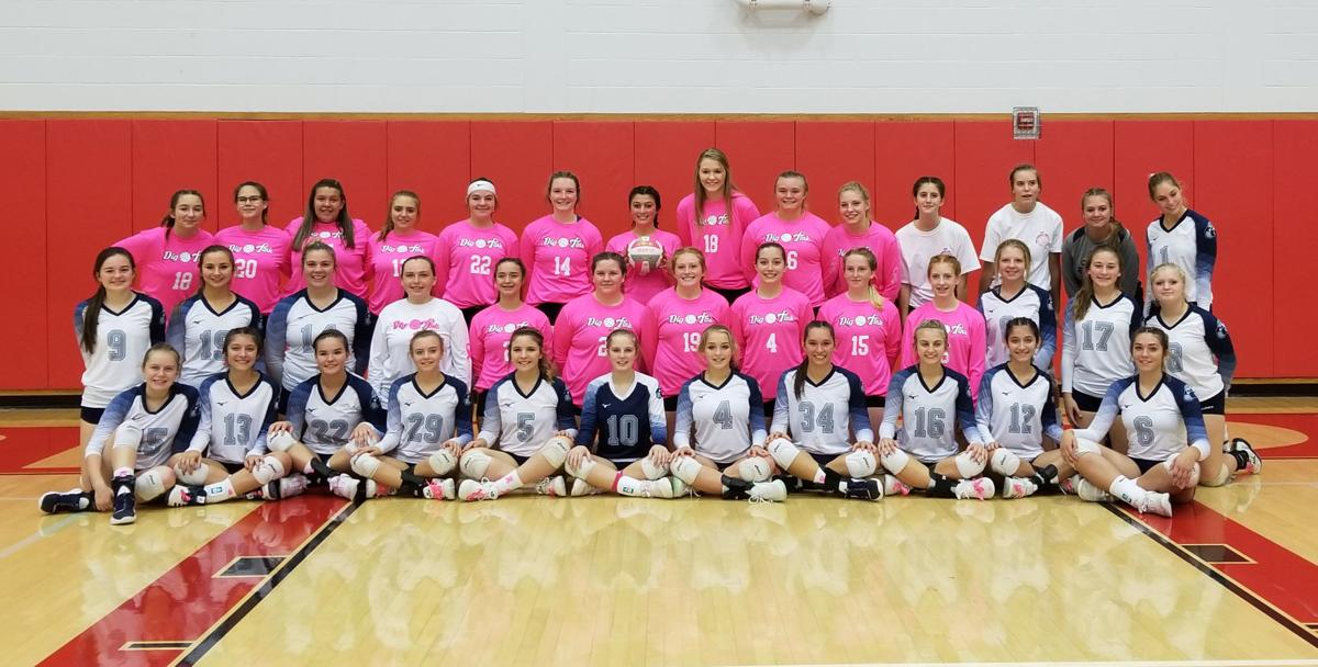 Clearfield and Philipsburg-Osceola Think Pink Night