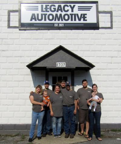 LEGACY AUTOMOTIVE LLC