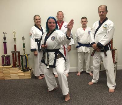 Martial arts trip