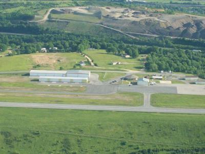 Clearfield-Lawrence Airport