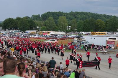 Clearfield High School Bison Band