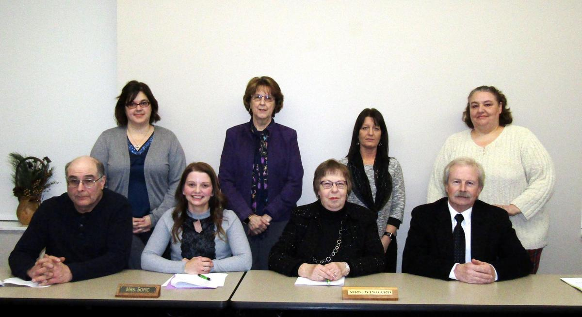 CURWENSVILLE SCHOOL BOARD OF DIRECTORS