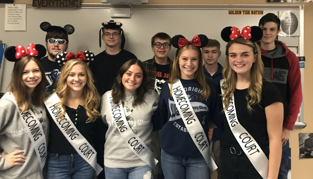 Curwensville H S Students Direct Change In Homecoming Festivities