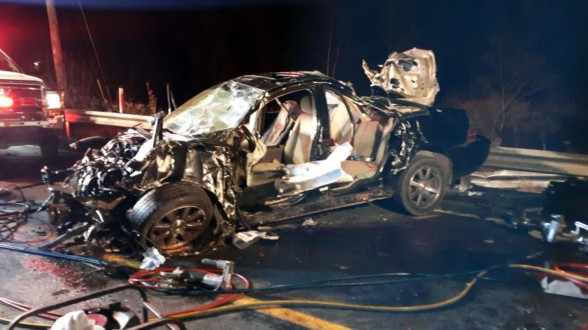 GRAHAM TOWNSHIP CRASH SEVERELY INJURES ONE | Local | theprogressnews com