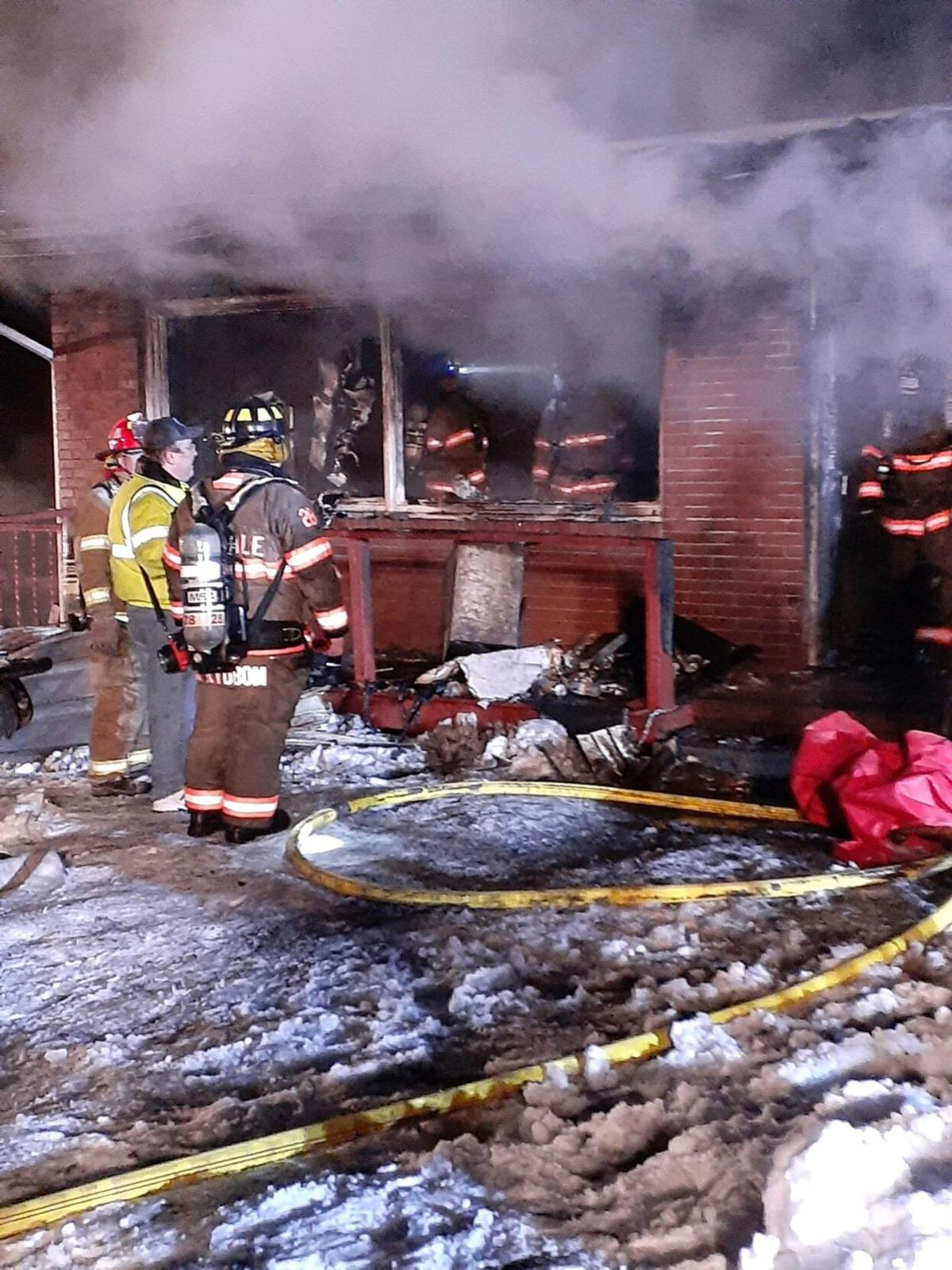 Smithmill fire 2