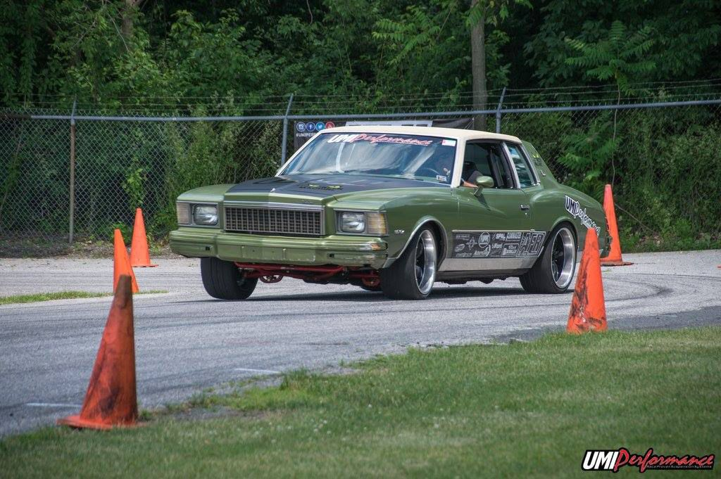 UMI Autocross Starts Today Car Show Saturday Progress News - Where is the car show today