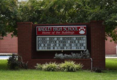 Stock photo - Wadley HS