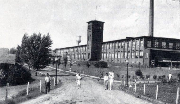 Handley Mill in 1929