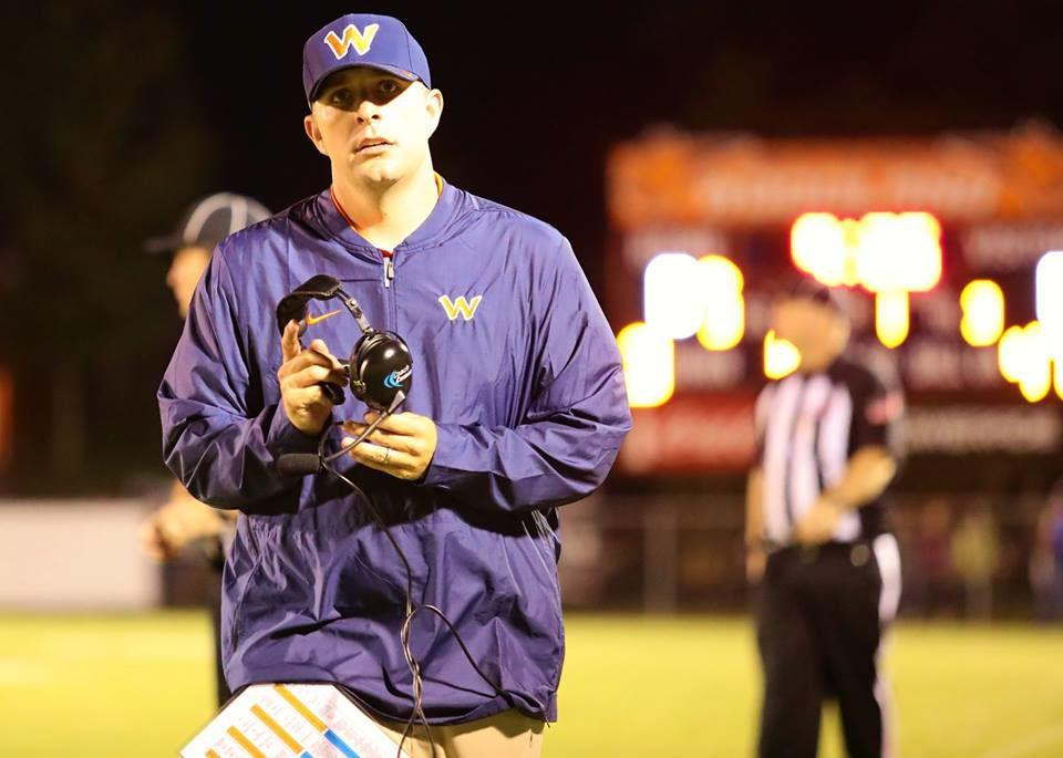 Woodland head football coach resigns