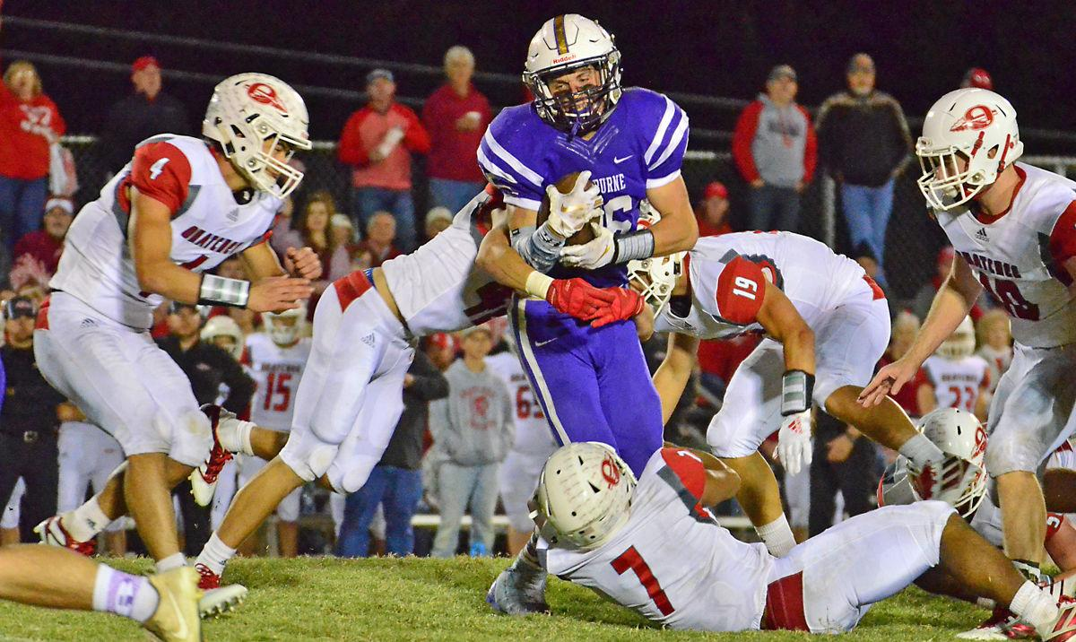 Football Friday night: Three local teams punch playoff tickets, Ranburne falls to Ohatchee