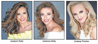 Local Miss Alabama contestants