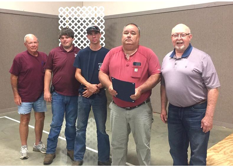 Rock Stand VFD honored for tornado relief efforts