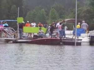 2009 Cardboard Boat race
