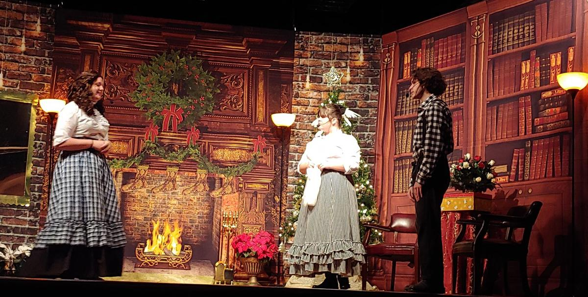 Original RCHS Christmas play hits the stage this week