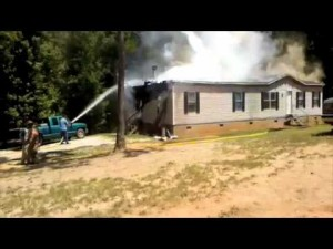 House fire 062111