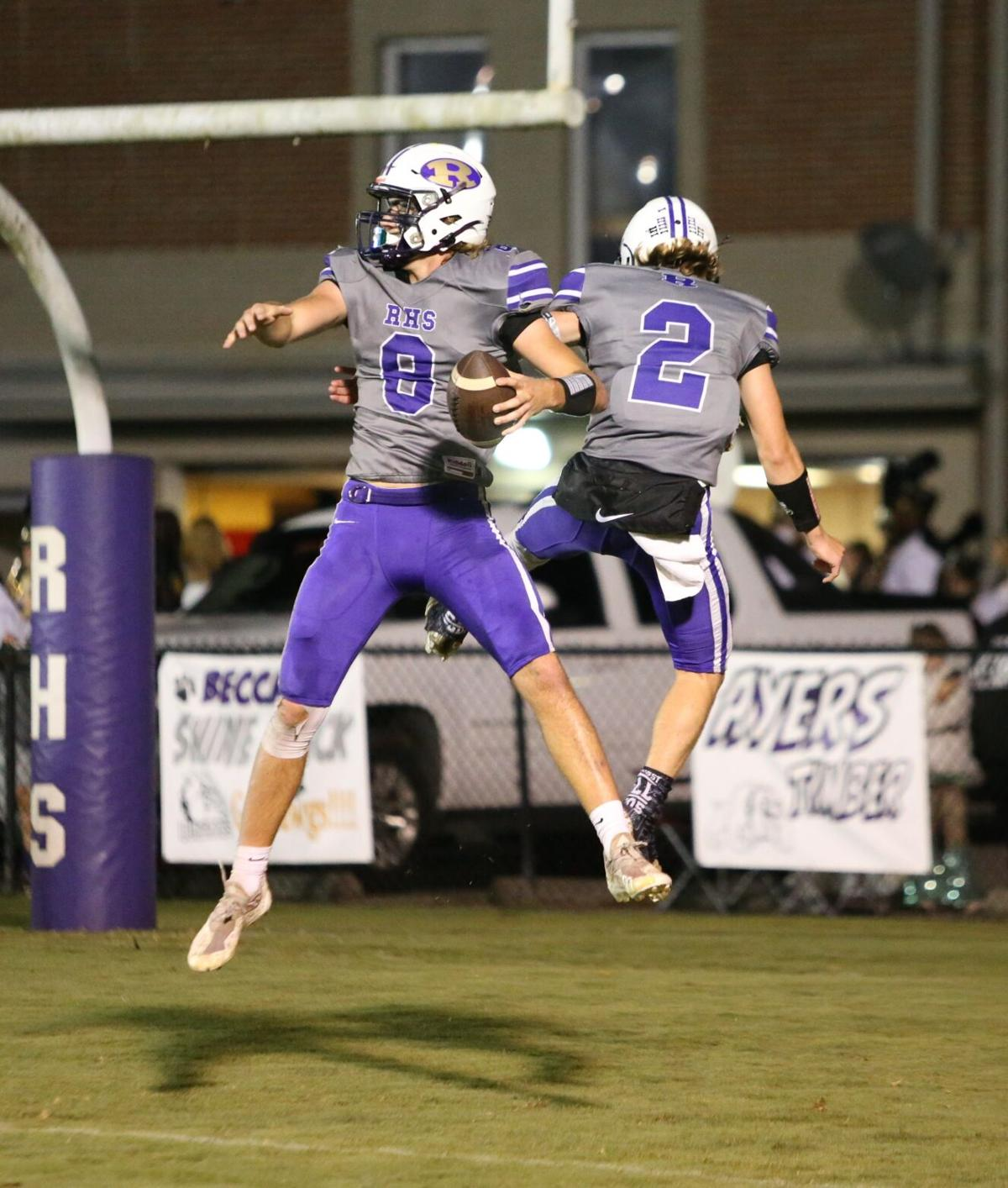 Football Friday Night: Playoff seeds for most local teams set, stakes raised for Handley-Clay Central game next week