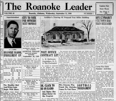 Roanoke Leader