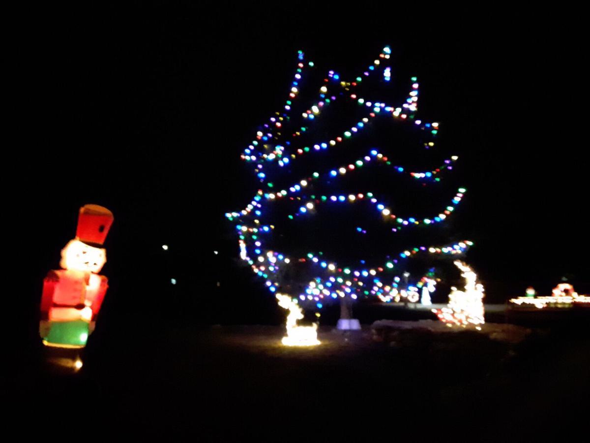 Christmas on the Farm in Folsom