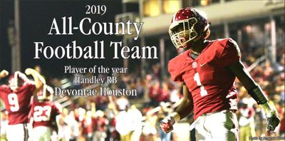 Player of the Year Devontae Houston