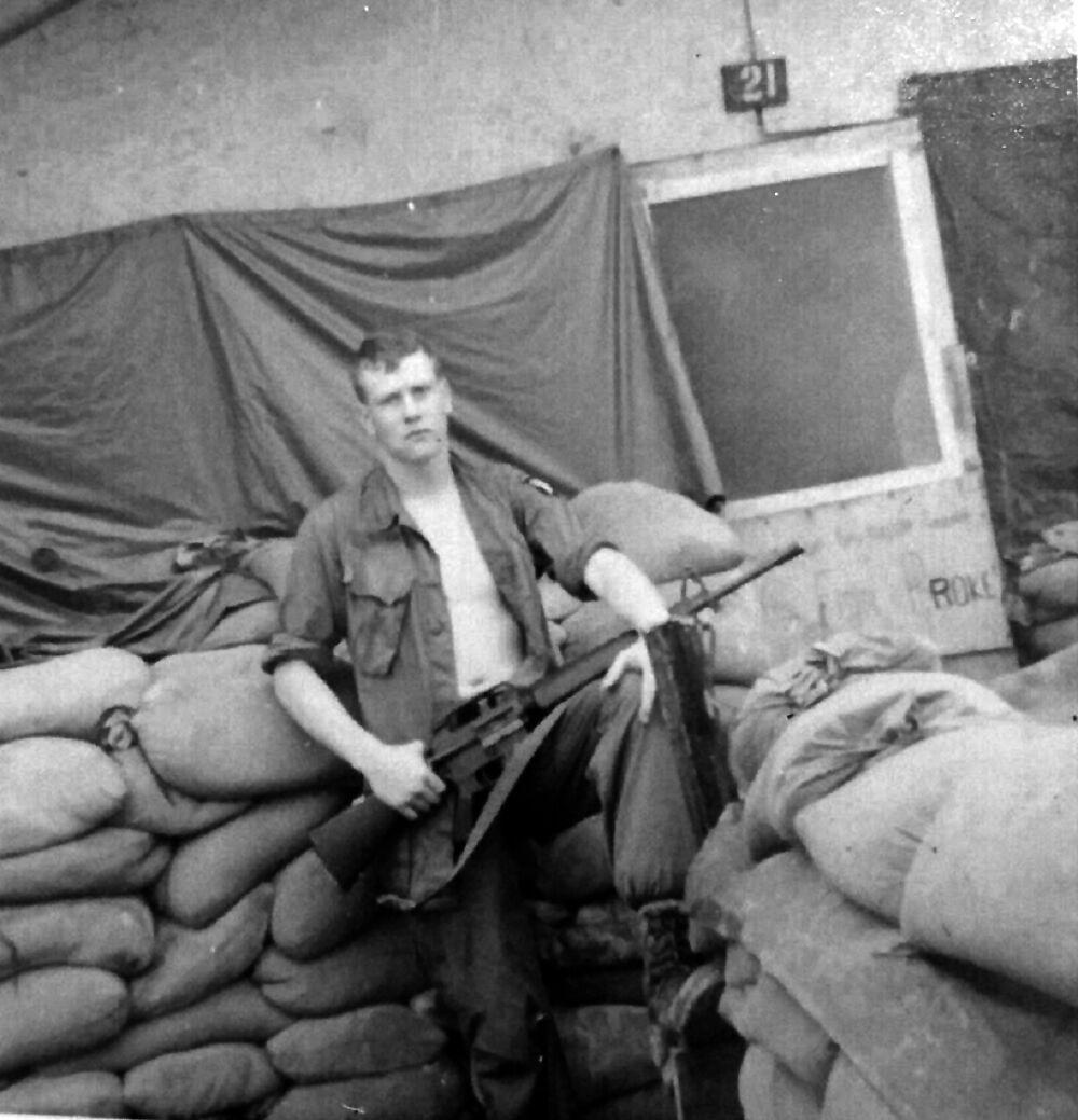 Vietnam vet Jerry Cowan 2 Soldier.jpg