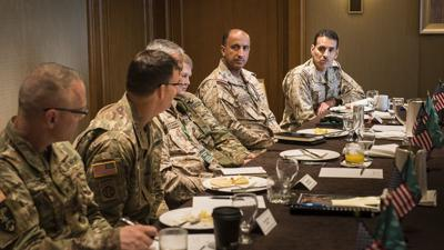 5th Annual Grand Security Assistance Review between U.S. Army and Royal Saudi Land Forces