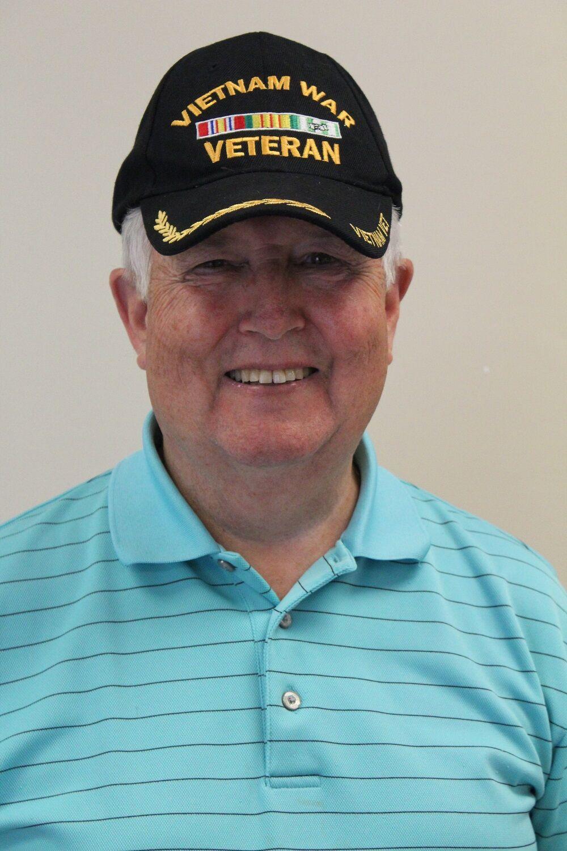 Vietnam veteran Malcolm Brown 1 today.jpg
