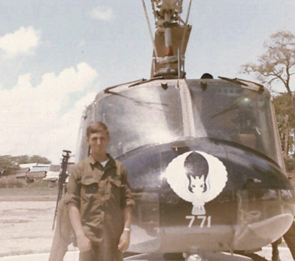 Vietnam veteran Malcolm Brown 2 Soldier.jpg