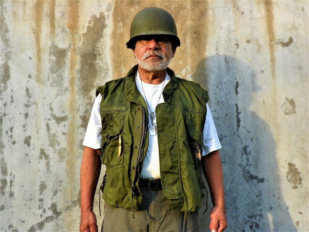 Vietnam veteran Mike Lechuga 1 today.jpg