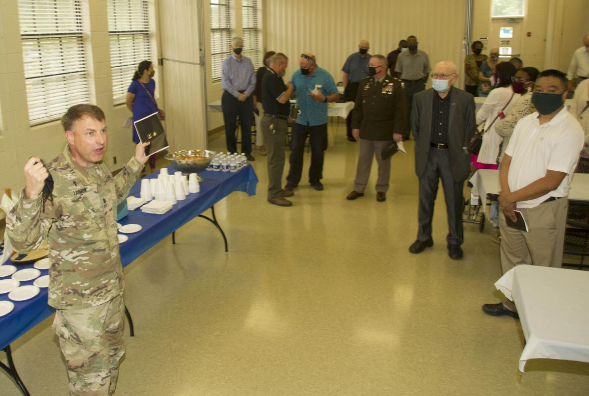 Bicentennial Chapel - 246th Birthday of the United States Army Chaplain Corps